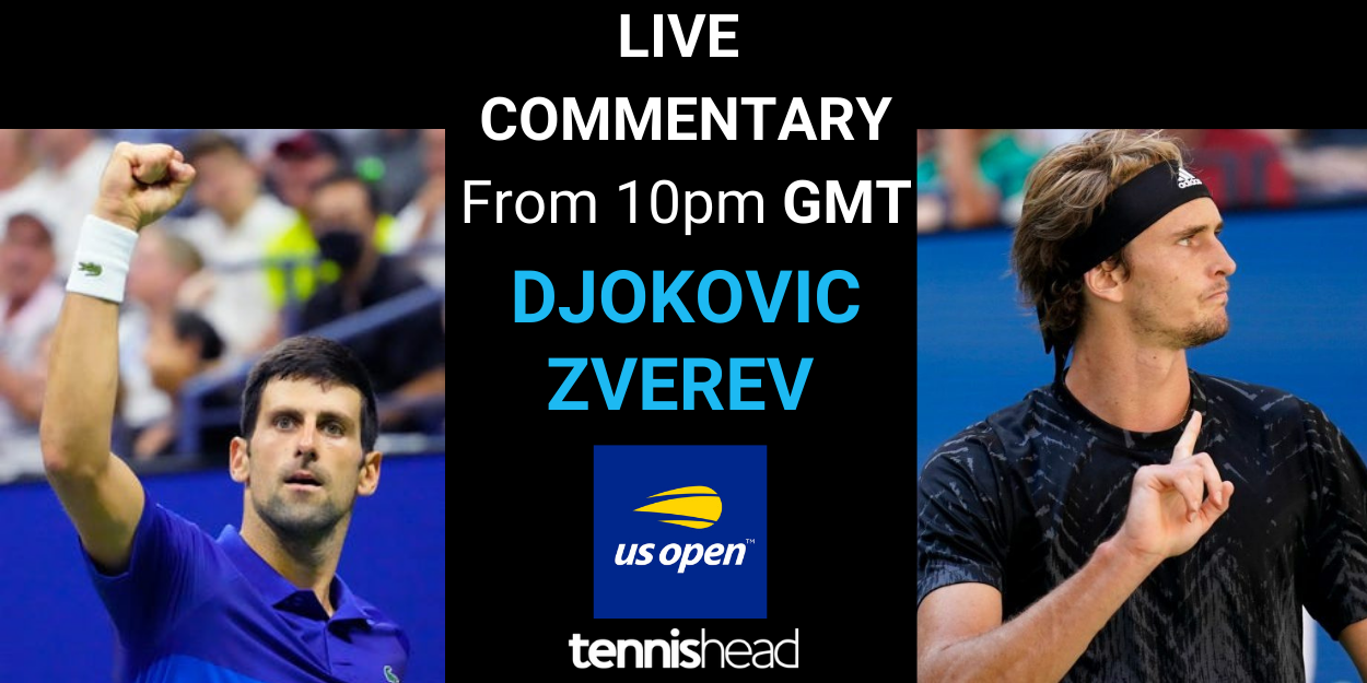 Djokovic vs Zverev