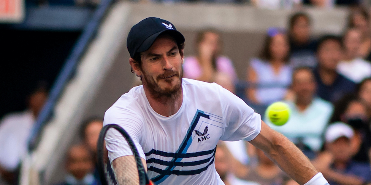 Andy Murray US Open 2021