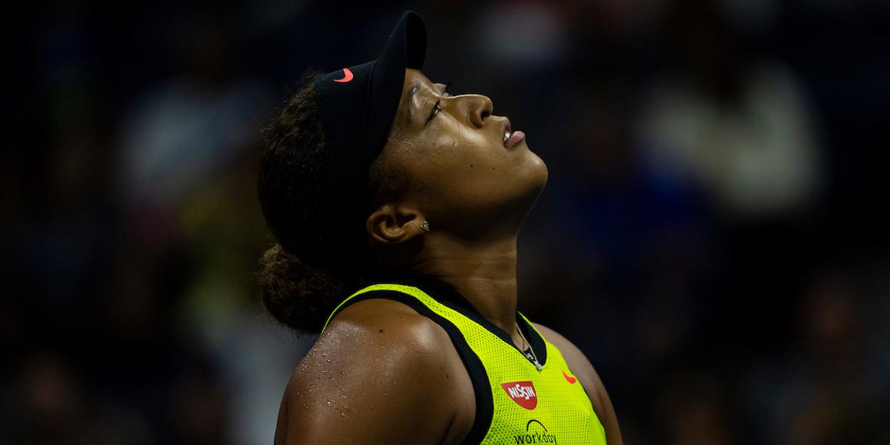Naomi Osaka US Open 2021