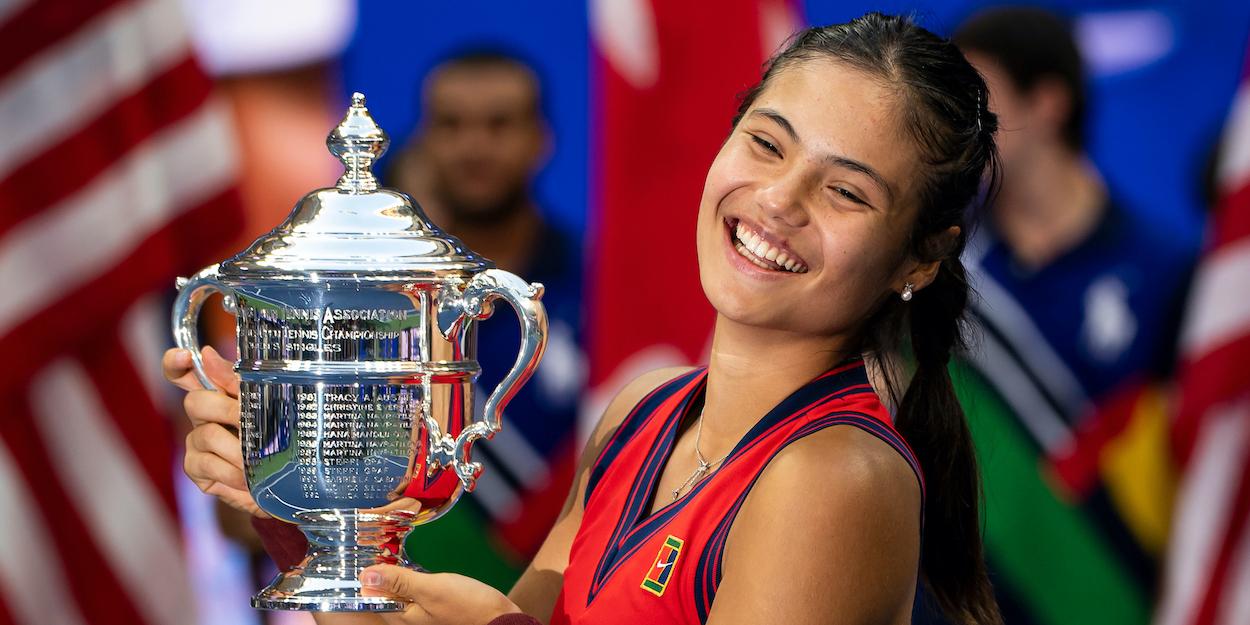 Emma Raducanu US Open 2021