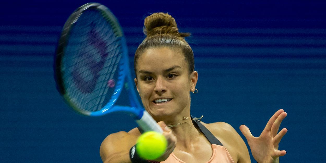 Maria Sakkari US Open 2021