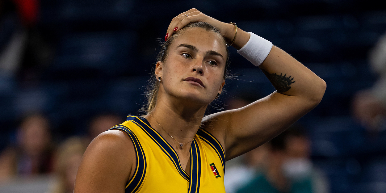 Ayrna Sabalnka forced to withdraw from Indian Wells