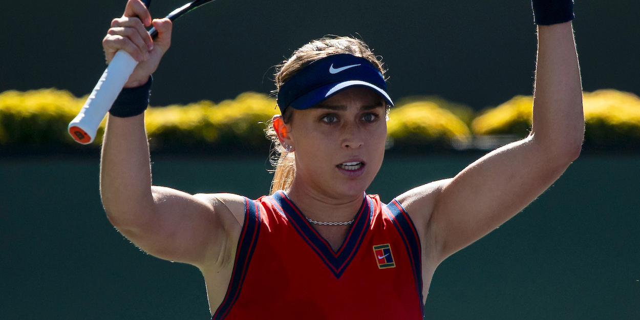 Paula Badosa WTA Indian Wells 2021