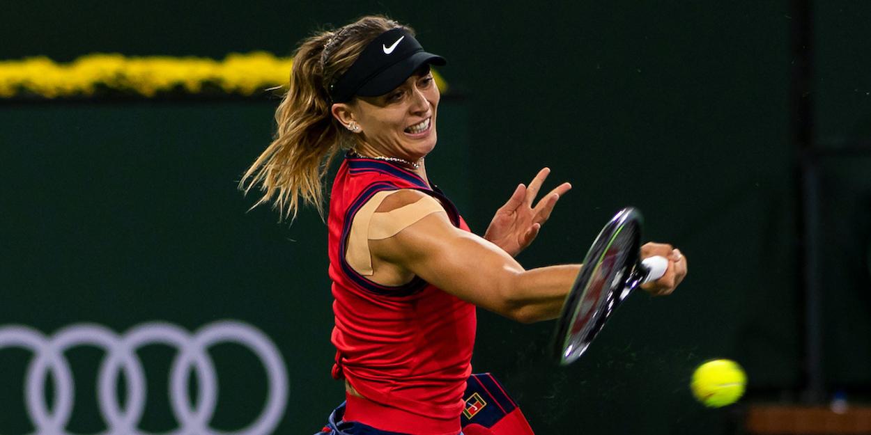 Paula Badosa WTA Indian Wells