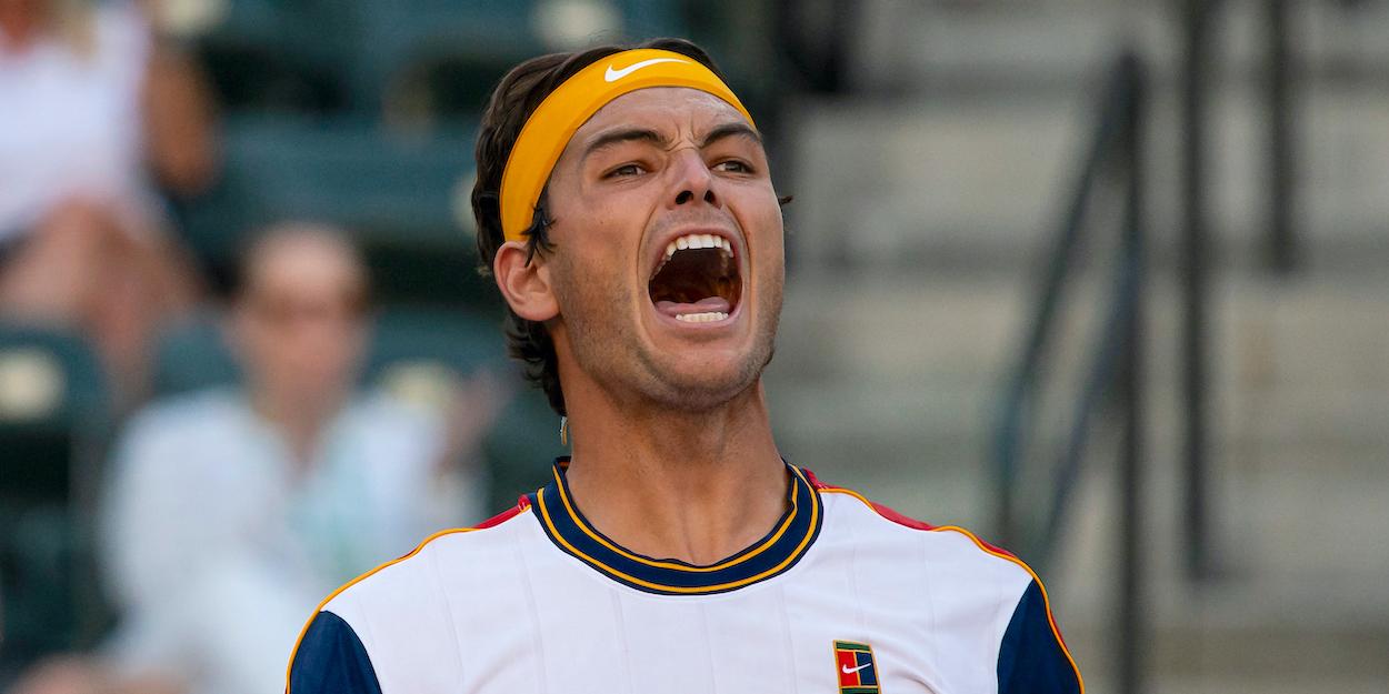 Taylor Fritz ATP Indian Wells 2021