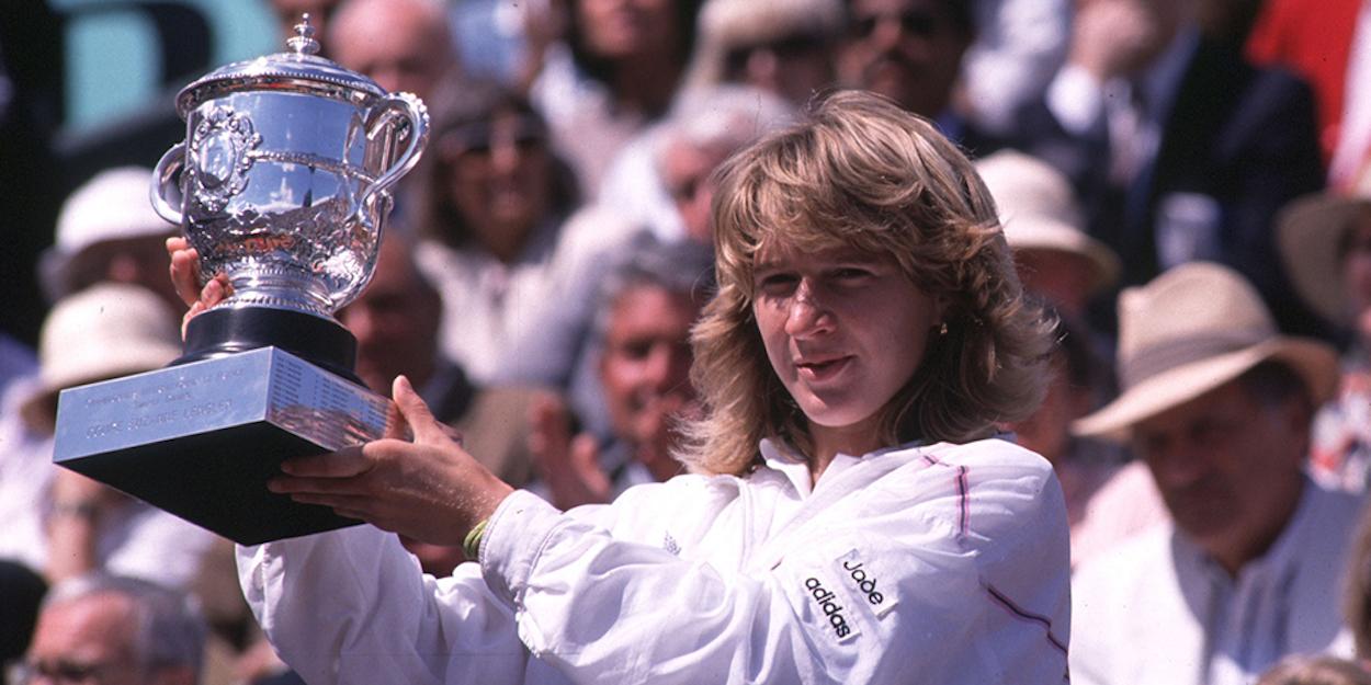 Steffi Graf Golden Slam