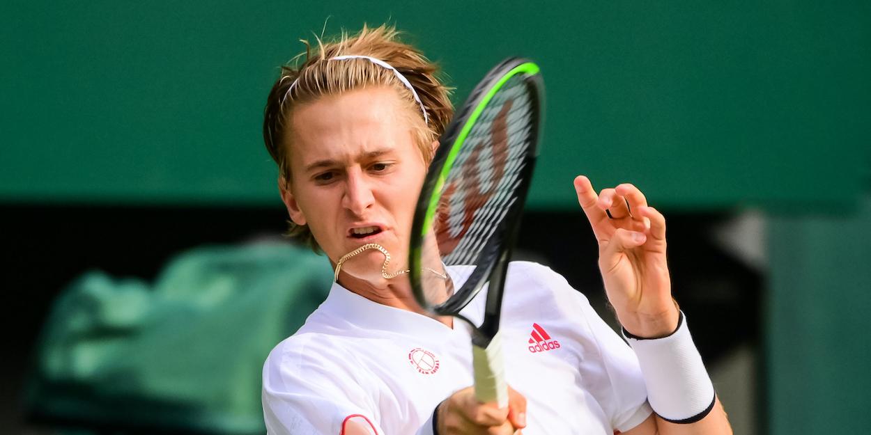Sebastian Korda Wimbledon 2021