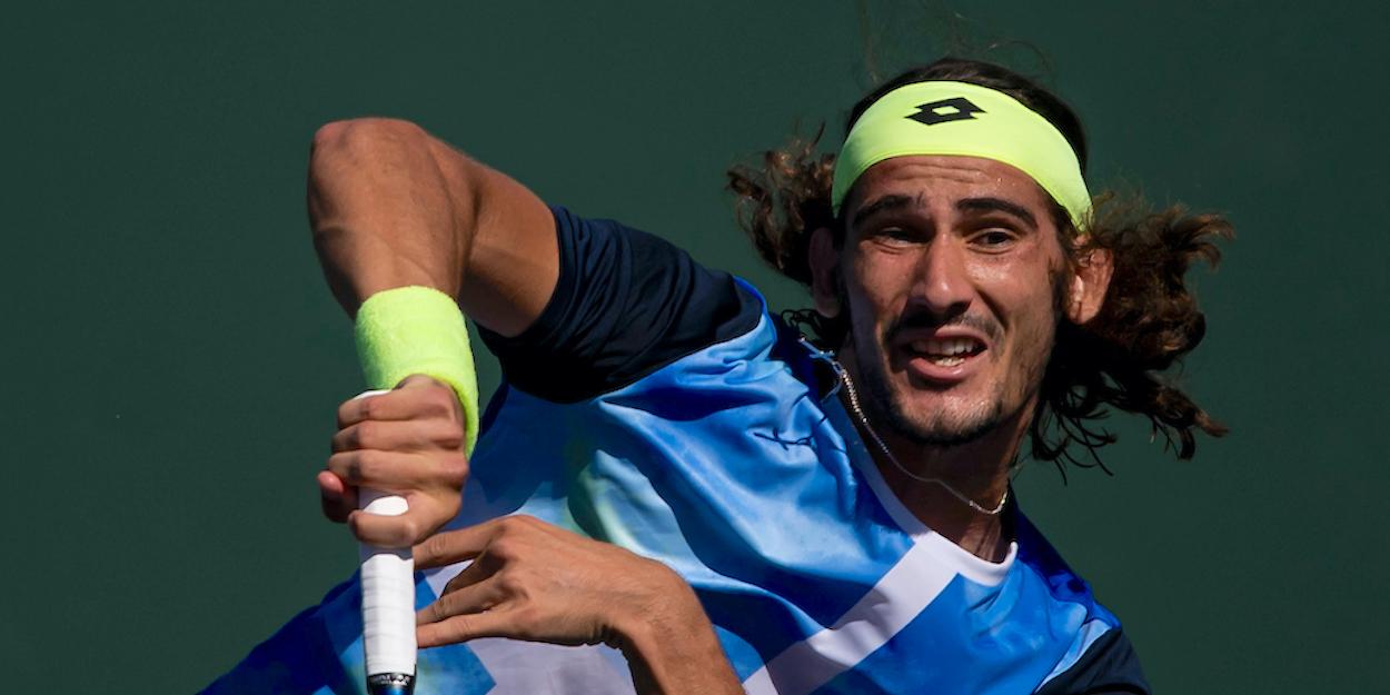 Lloyd Harris ATP Indian Wells 2021