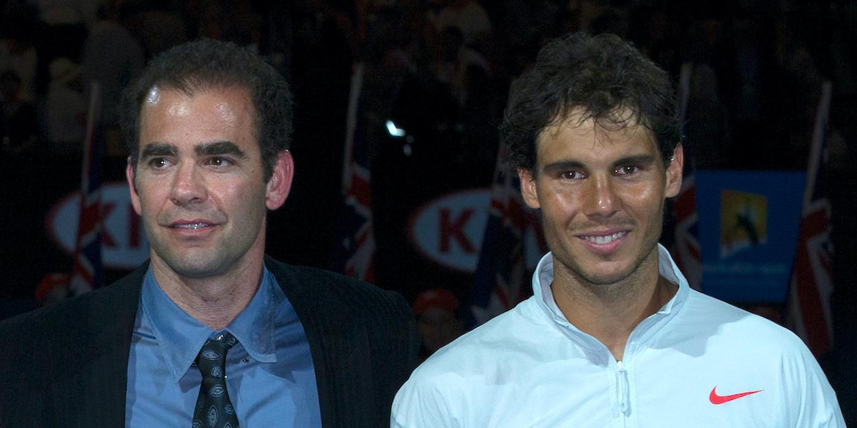 Nadal Sampras ATP