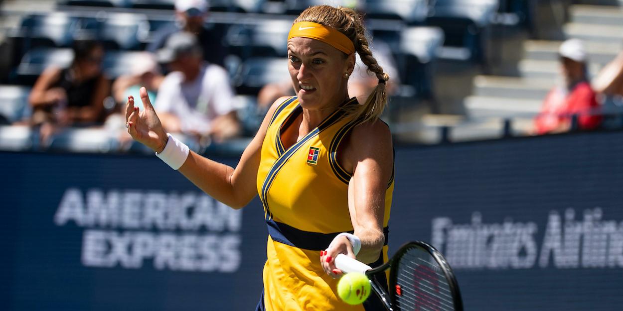 Petra Kvitova US Open 2021