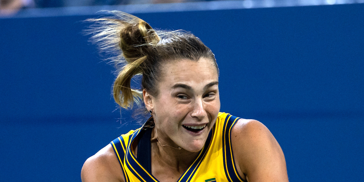 Aryna Sabalenka US Open 2021