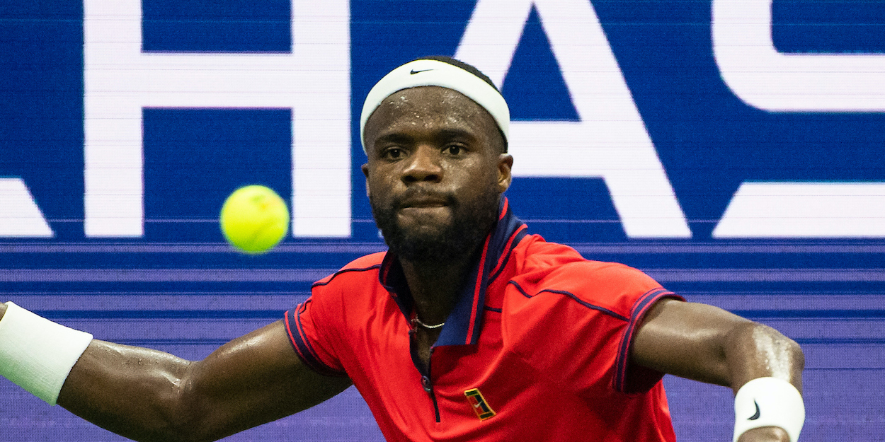 Frances Tiafoe US Open 2021